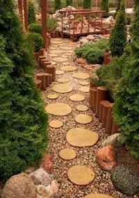 60 Awesome Garden Path and Walkway Ideas Design Ideas And Remodel (56)