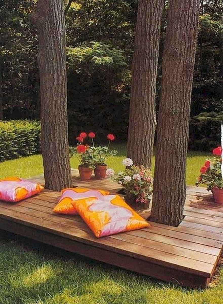 60 Beautiful Backyard Garden Design Ideas And Remodel (15)
