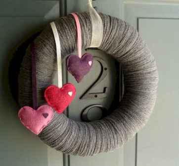 100 Easy DIY Valentines Decorations Ideas (108)