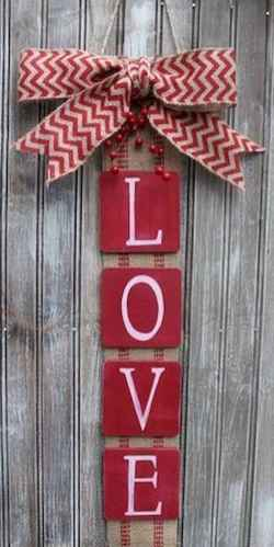 100 Easy DIY Valentines Decorations Ideas (12)