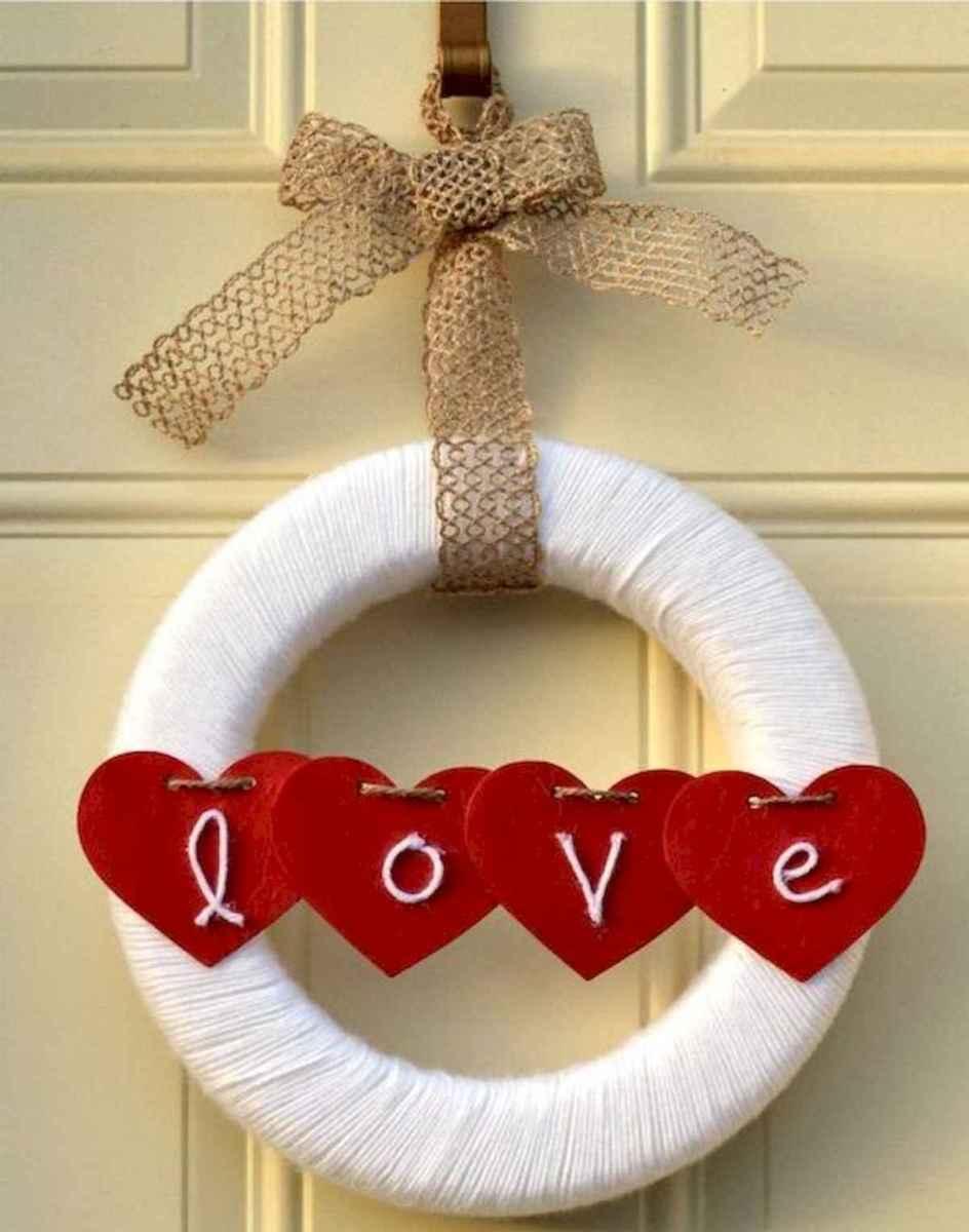 100 Easy DIY Valentines Decorations Ideas (29)