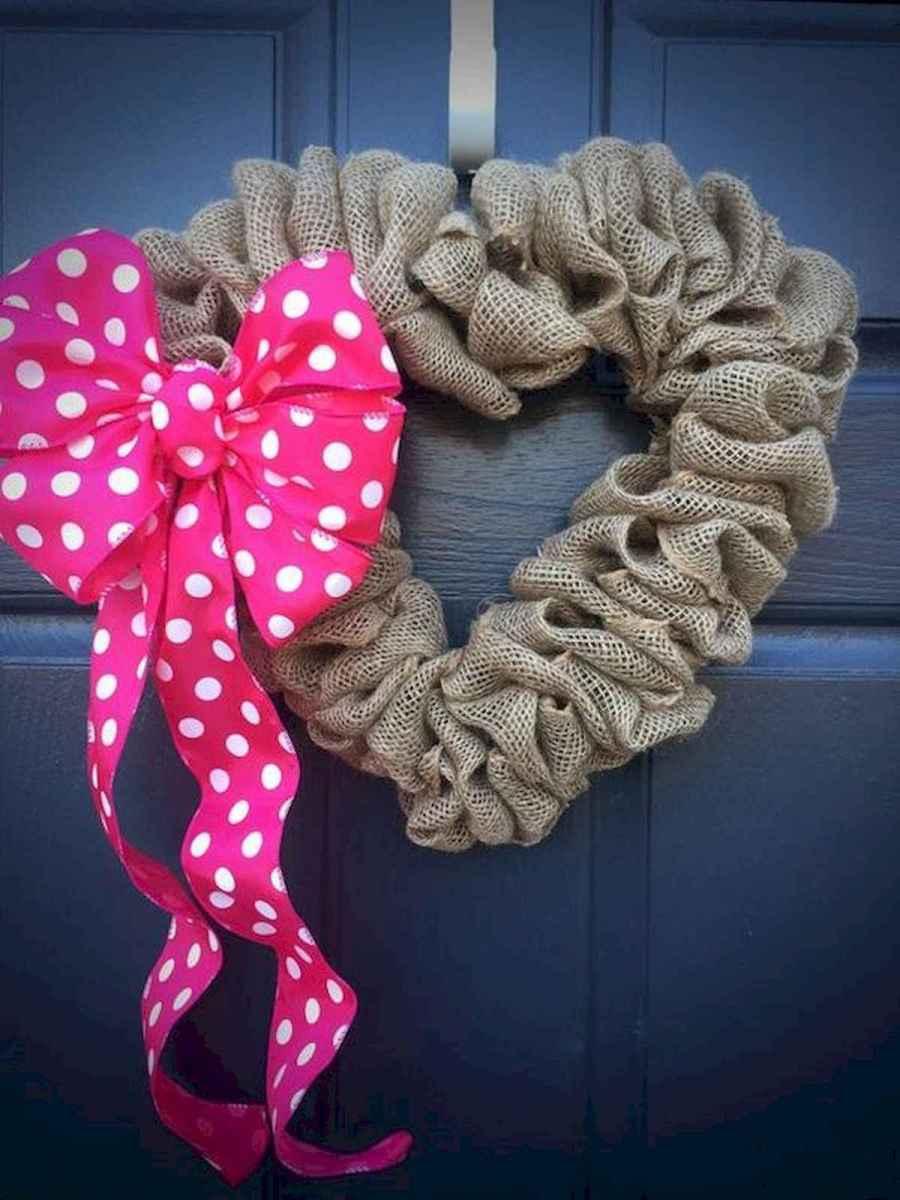 100 Easy DIY Valentines Decorations Ideas (31)