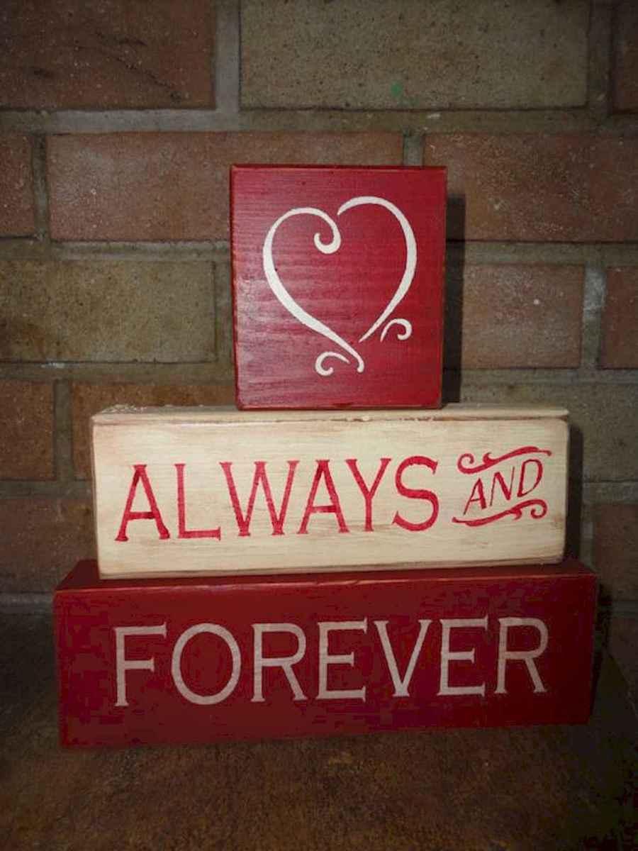 100 Easy DIY Valentines Decorations Ideas (45)