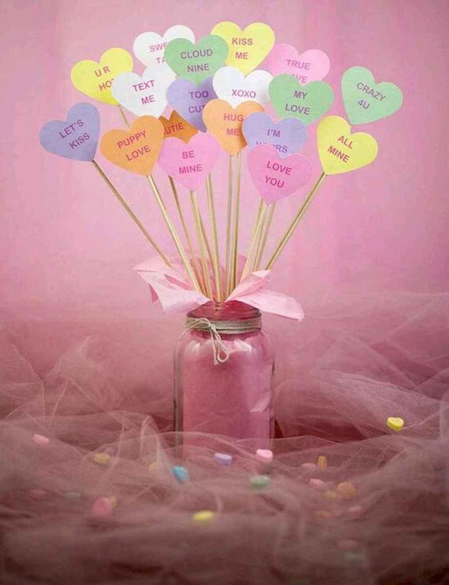 100 Easy DIY Valentines Decorations Ideas (48)
