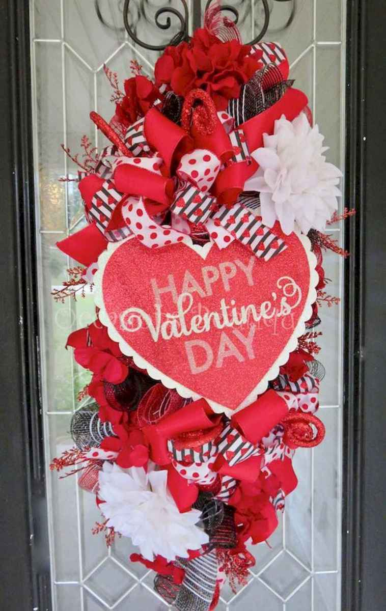 100 Easy DIY Valentines Decorations Ideas (58)