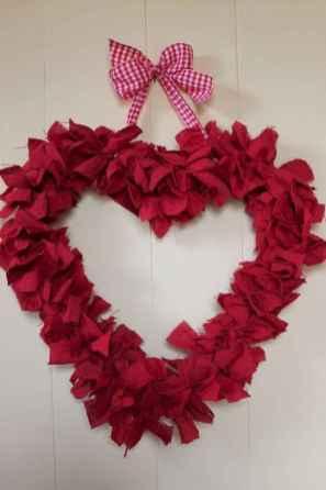 100 Easy DIY Valentines Decorations Ideas (66)