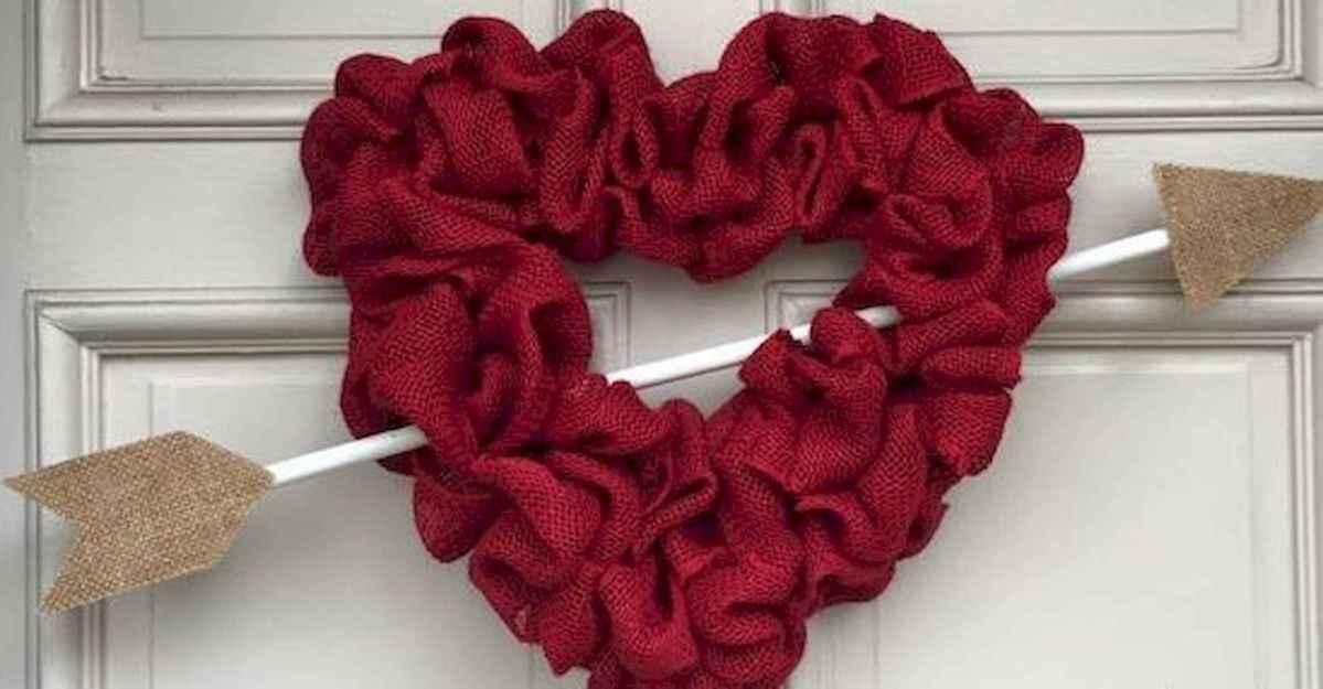 100 Easy DIY Valentines Decorations Ideas (70)