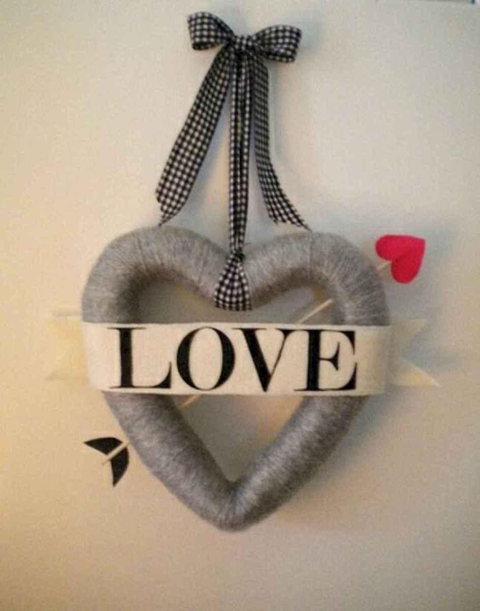 100 Easy DIY Valentines Decorations Ideas (80)