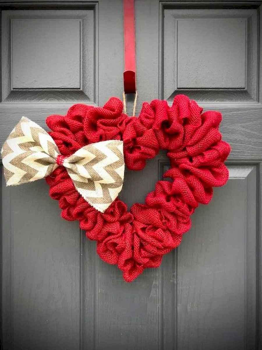 100 Easy DIY Valentines Decorations Ideas (81)