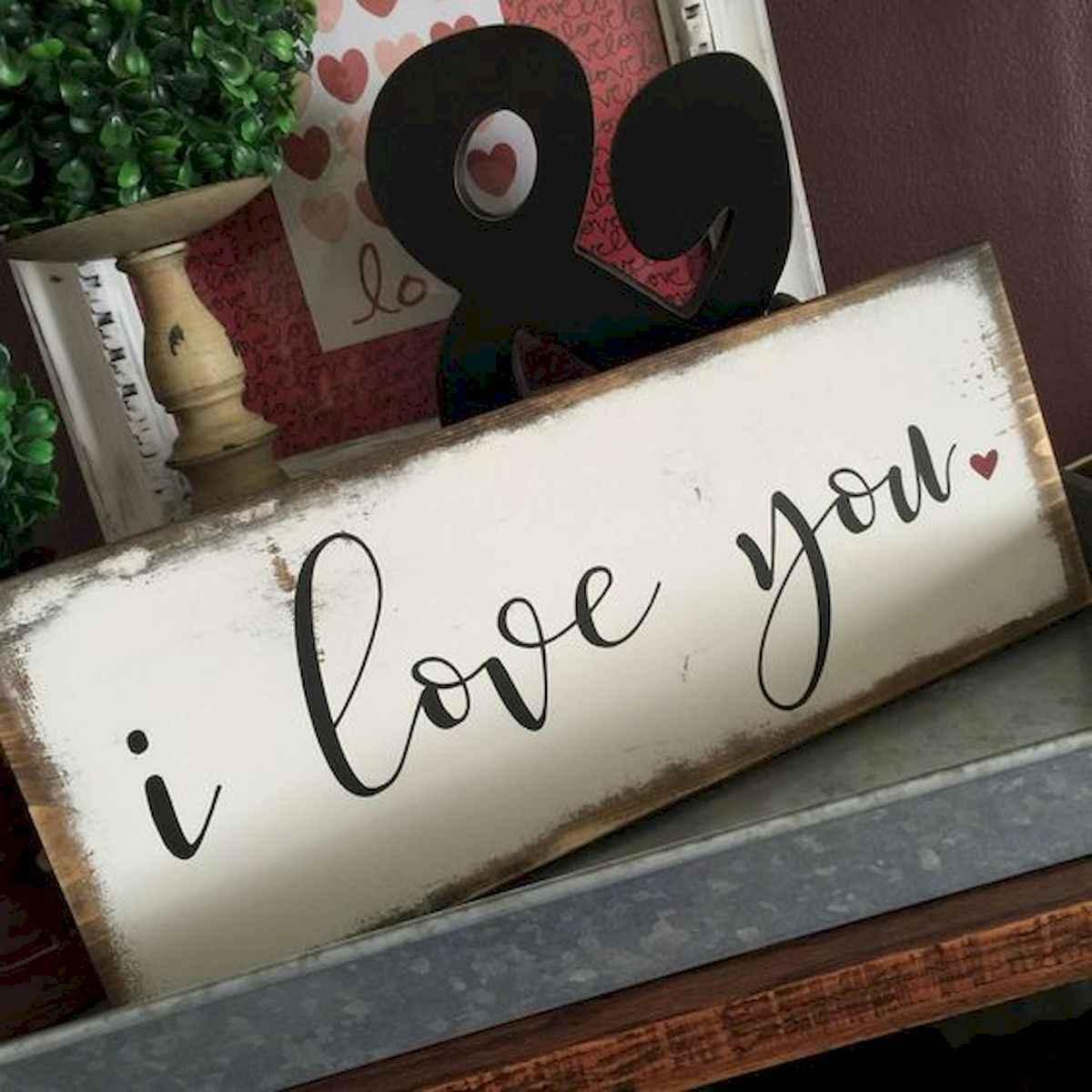 100 Easy DIY Valentines Decorations Ideas (82)