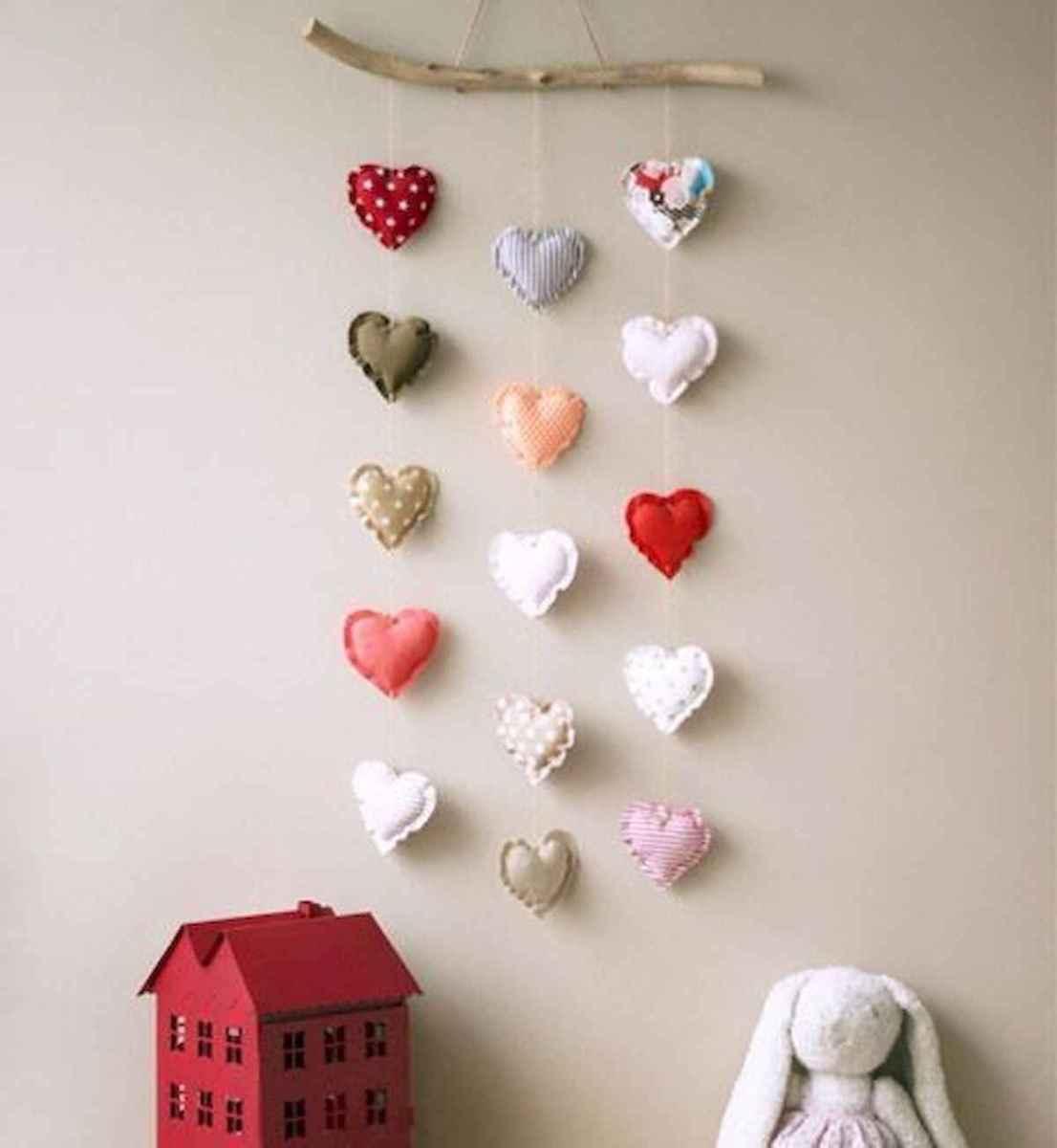 100 Easy DIY Valentines Decorations Ideas (84)