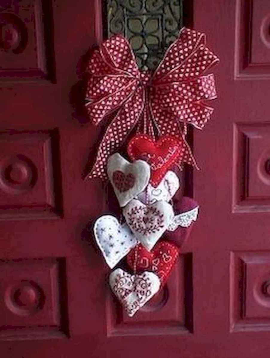 100 Easy DIY Valentines Decorations Ideas (91)