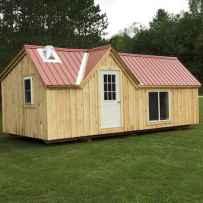 40 Best Log Cabin Homes Plans One Story Design Ideas (9)