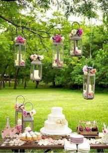 44 Stunning Backyard Wedding Decor Ideas On A Budget (18)