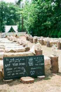44 Stunning Backyard Wedding Decor Ideas On A Budget (40)