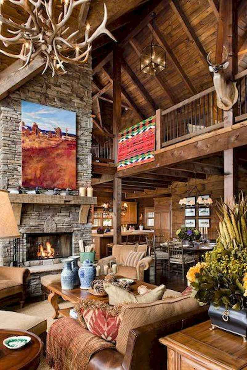 50 Best Log Cabin Homes Modern Design Ideas (2)