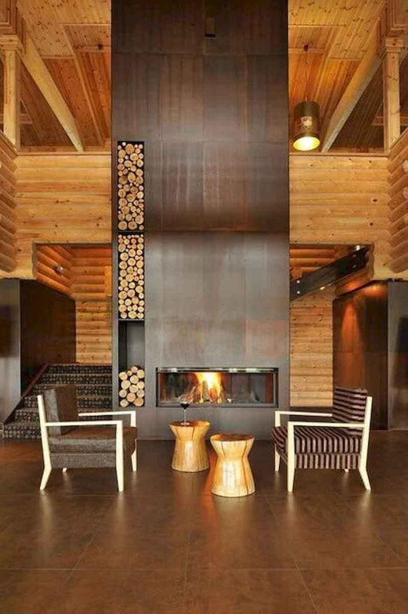 50 Best Log Cabin Homes Modern Design Ideas (22)