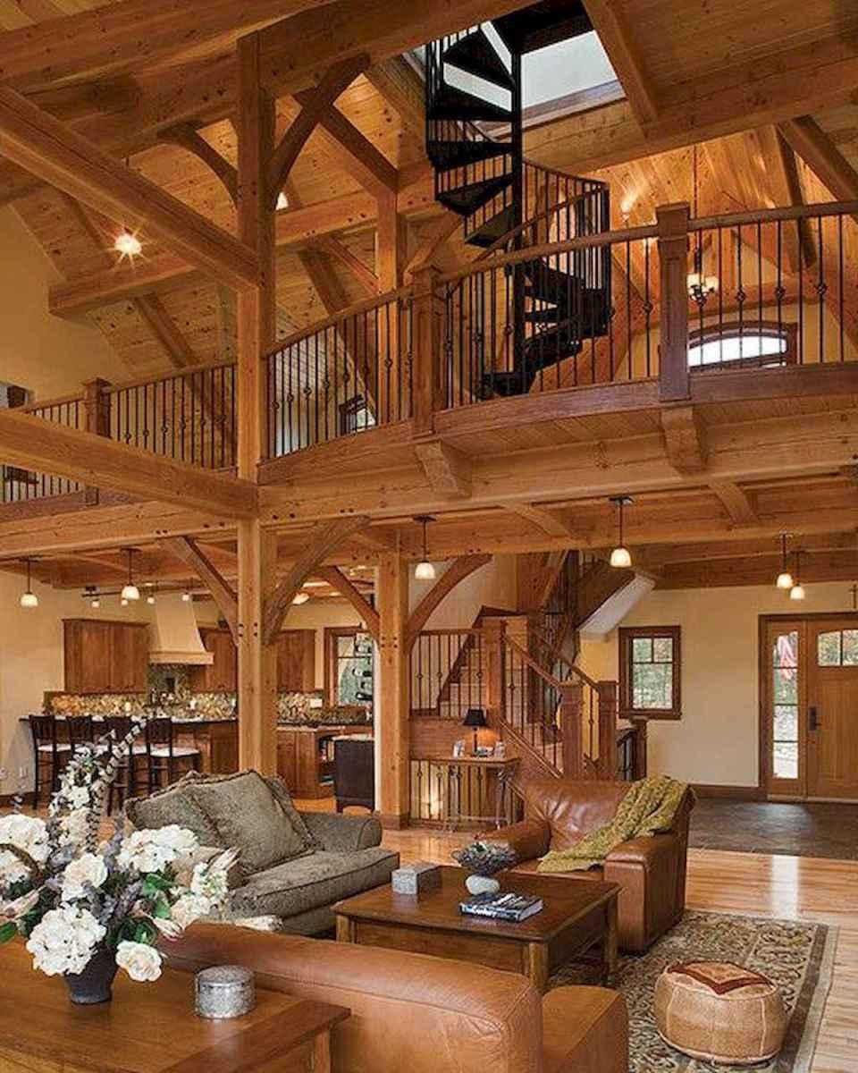 50 Best Log Cabin Homes Modern Design Ideas (3)