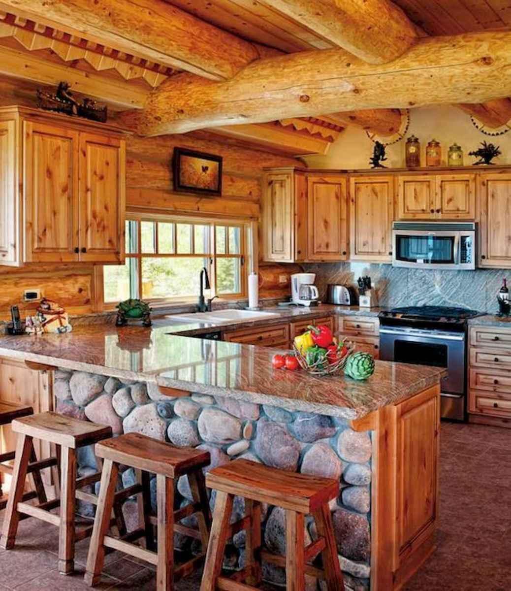 50 Best Log Cabin Homes Modern Design Ideas (31)