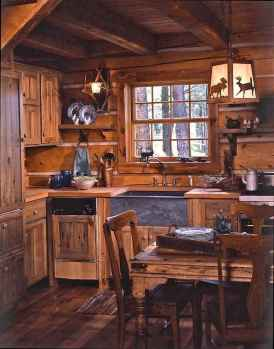 50 Best Log Cabin Homes Modern Design Ideas (44)