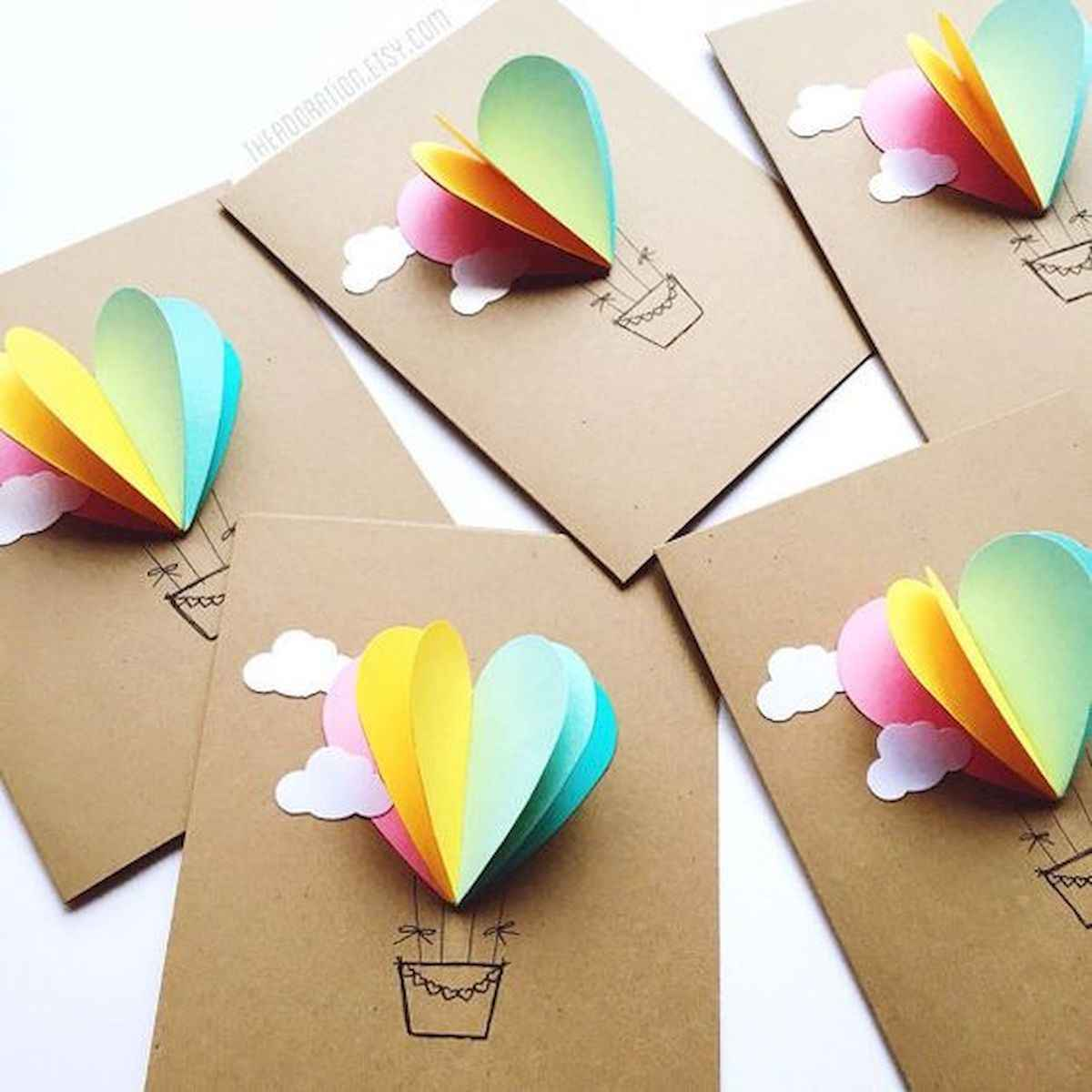 50 Easy Craft Ideas For Kids (5)