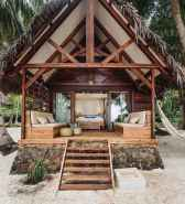 70 Fantastic Small Log Cabin Homes Design Ideas (38)