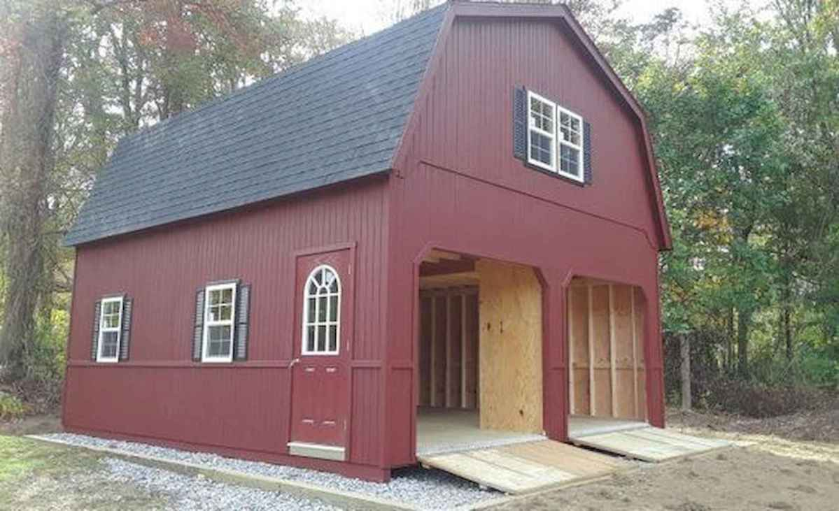 70 Fantastic Small Log Cabin Homes Design Ideas (45)