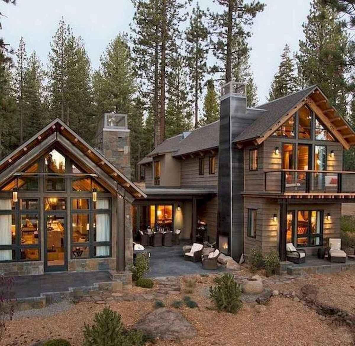 75 Best Log Cabin Homes Plans Design Ideas (59)