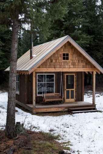 75 Best Log Cabin Homes Plans Design Ideas (61)