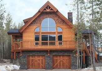 75 Best Log Cabin Homes Plans Design Ideas (66)