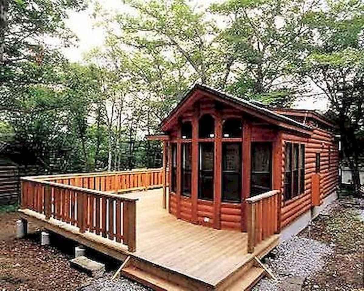 75 Best Log Cabin Homes Plans Design Ideas (9)