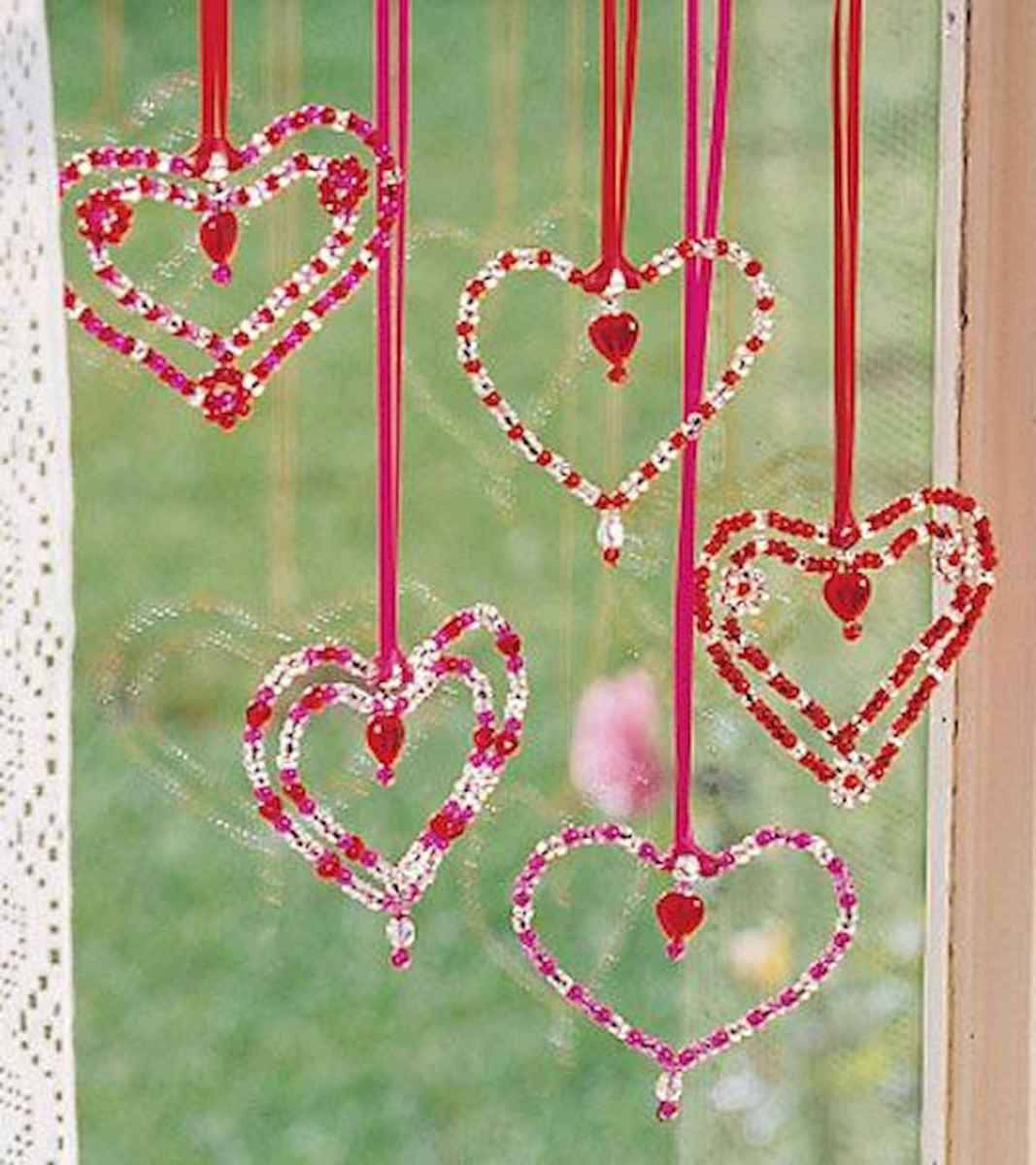 75 Romantic Valentines Day Crafts Design Ideas (31)