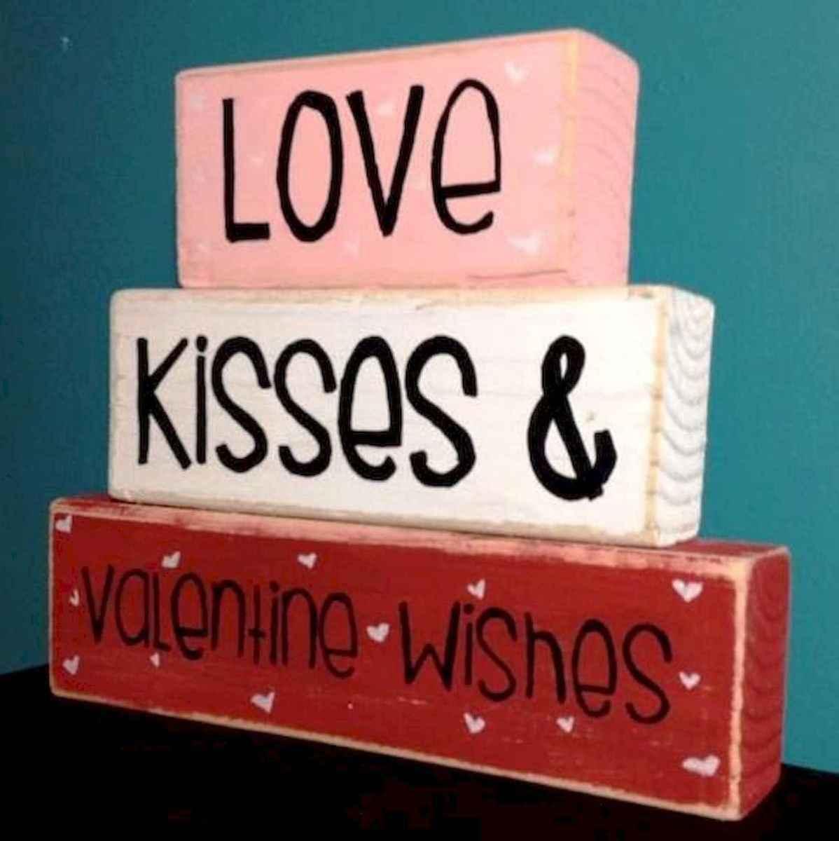 75 Romantic Valentines Day Crafts Design Ideas (47)