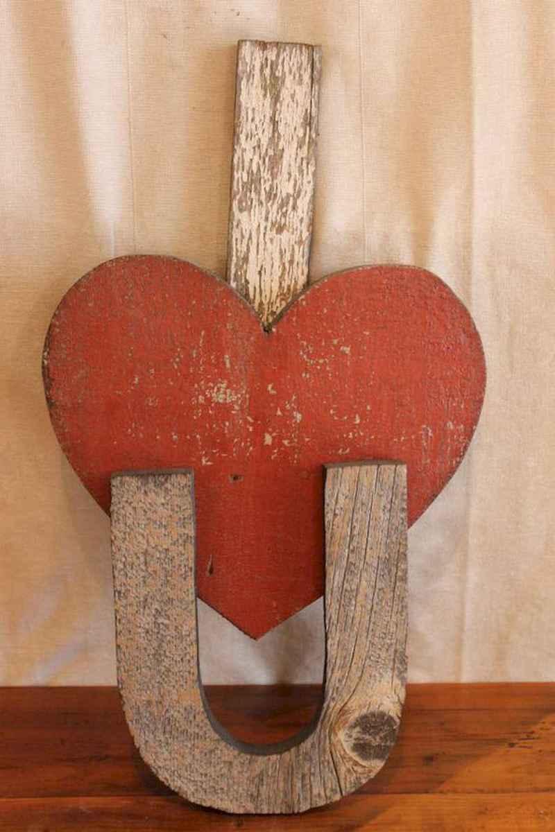 75 Romantic Valentines Day Crafts Design Ideas (52)