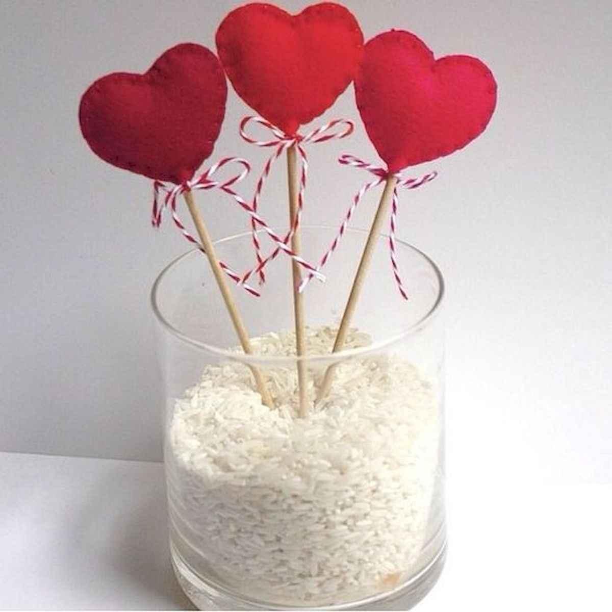 75 Romantic Valentines Day Crafts Design Ideas (65)