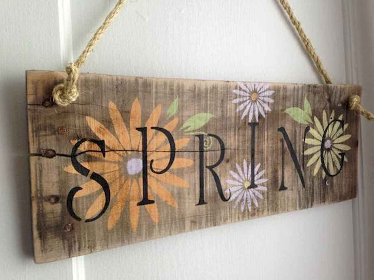 30 Rustic Decorations Ideas for Spring (21)