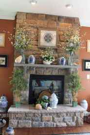 35 Best Easter Fireplace Mantle Decor Ideas (20)