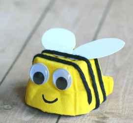 40 Easy DIY Spring Crafts Ideas for Kids (11)