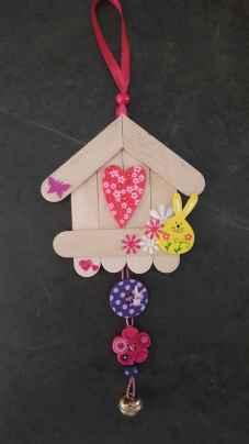40 Easy DIY Spring Crafts Ideas for Kids (26)