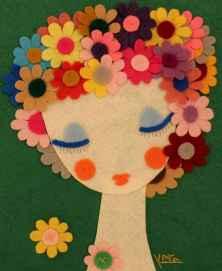 40 Easy DIY Spring Crafts Ideas for Kids (31)