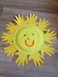 40 Easy DIY Spring Crafts Ideas for Kids (33)