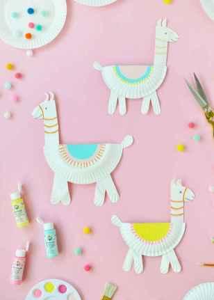 40 Easy DIY Spring Crafts Ideas for Kids (39)