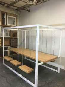 50 Amazing DIY Projects Pallet Swings Design Ideas (13)