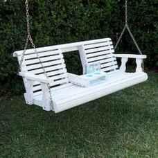 50 Amazing DIY Projects Pallet Swings Design Ideas (28)