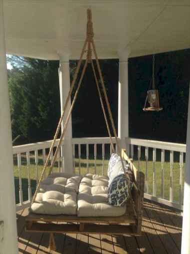 50 Amazing DIY Projects Pallet Swings Design Ideas (42)