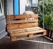 50 Amazing DIY Projects Pallet Swings Design Ideas (46)
