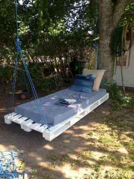 50 Amazing DIY Projects Pallet Swings Design Ideas (7)