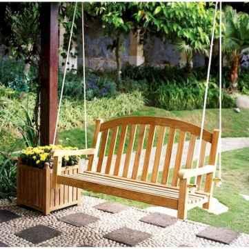 50 Amazing DIY Projects Pallet Swings Design Ideas (8)