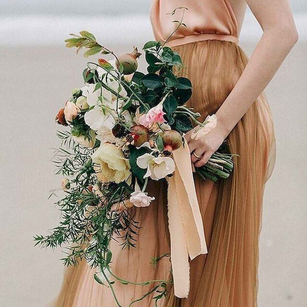 50 Beautiful Spring Bridesmaid Bouquets for Wedding Ideas (10)