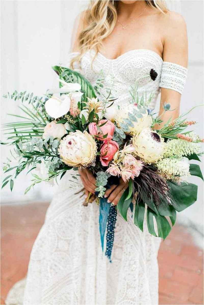 50 Beautiful Spring Bridesmaid Bouquets for Wedding Ideas (11)